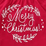 Clearence Toddler Infant Baby Girls Merry Christmas Xmas Tops T-Shirt Pants Outfits Set