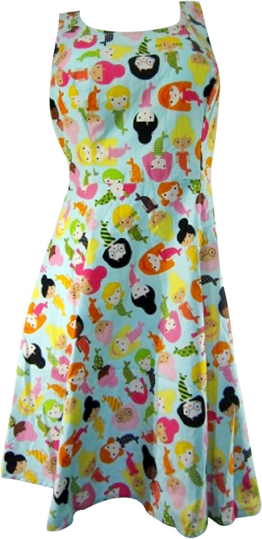 Retrolicious Skater Dress