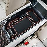 JoyTutus Fits Toyota Camry Console Organizer XLE/XSE