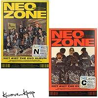 K-POP NCT127 - 'NCT #127 Neo Zone' N + C Versions SET incl. CD, 60pg PhotoBook, 20pg Lyrics Book, PostCard, PhotoCard, CircleCard, Sticker, Folded Poster, Extra Photocards