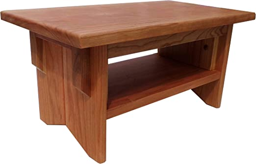Amazon.com: Deluxe Personal Altar con estante – earthbench ...