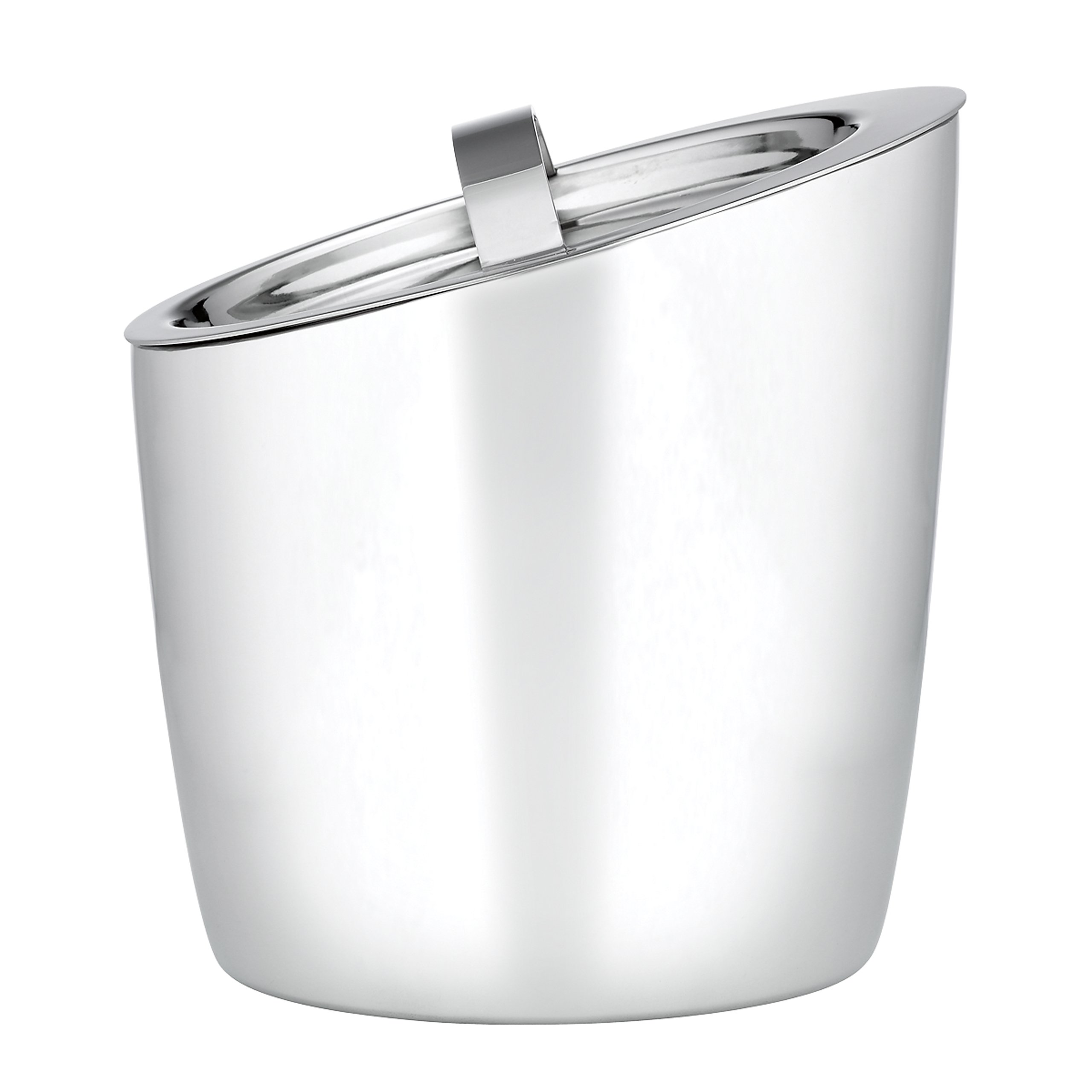 Gorham That's Entertainment Contemporary Ice Bucket with Lid