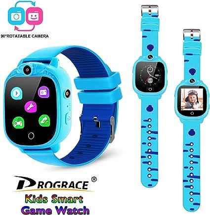 Amazon.com: Prograce - Reloj de pulsera para niños con ...