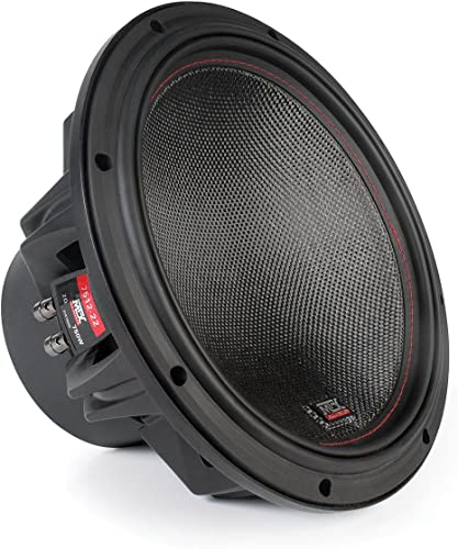 MTX Audio Subwoofers 7515-22 75 Series review
