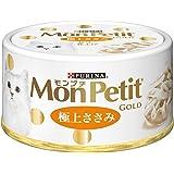 モンプチ 金罐头成猫用美味鸡胸肉70G × 24罐装 ( 整箱贩卖 ) [ 猫粮 ]