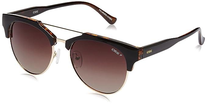 abb2caead45f9 IDEE Polarized Round Unisex Sunglasses - (IDS2167C2PSG