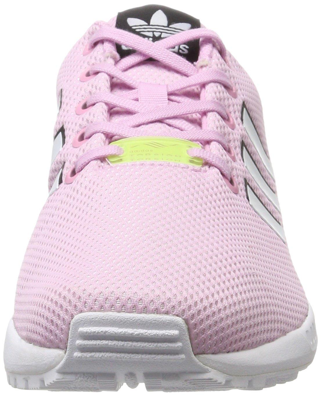 978061732 ... closeout adidas zx flux j zapatillas zapatillas rosa flux de deporte  unisex niños rosa rosesc ftwbla