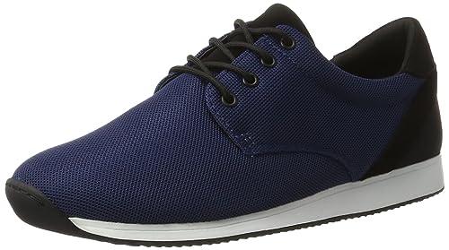 Vagabond Women's Kasai Low-Top Sneakers Blue Size: 3.5