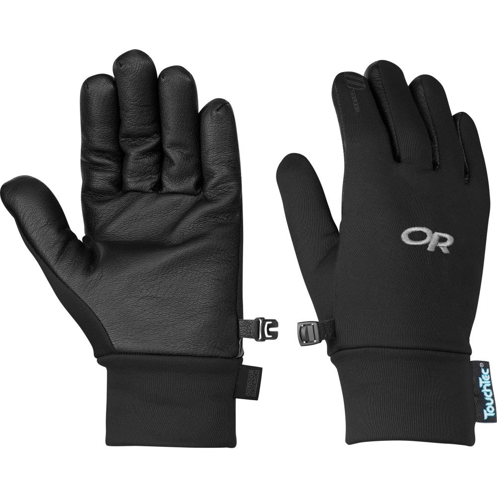 Outdoor Research Women's Sensor Gloves, Black, Small