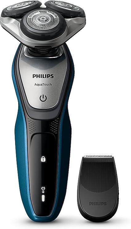 Philips AquaTouch S5420/06 - Afeitadora eléctrica, uso en húmedo y ...