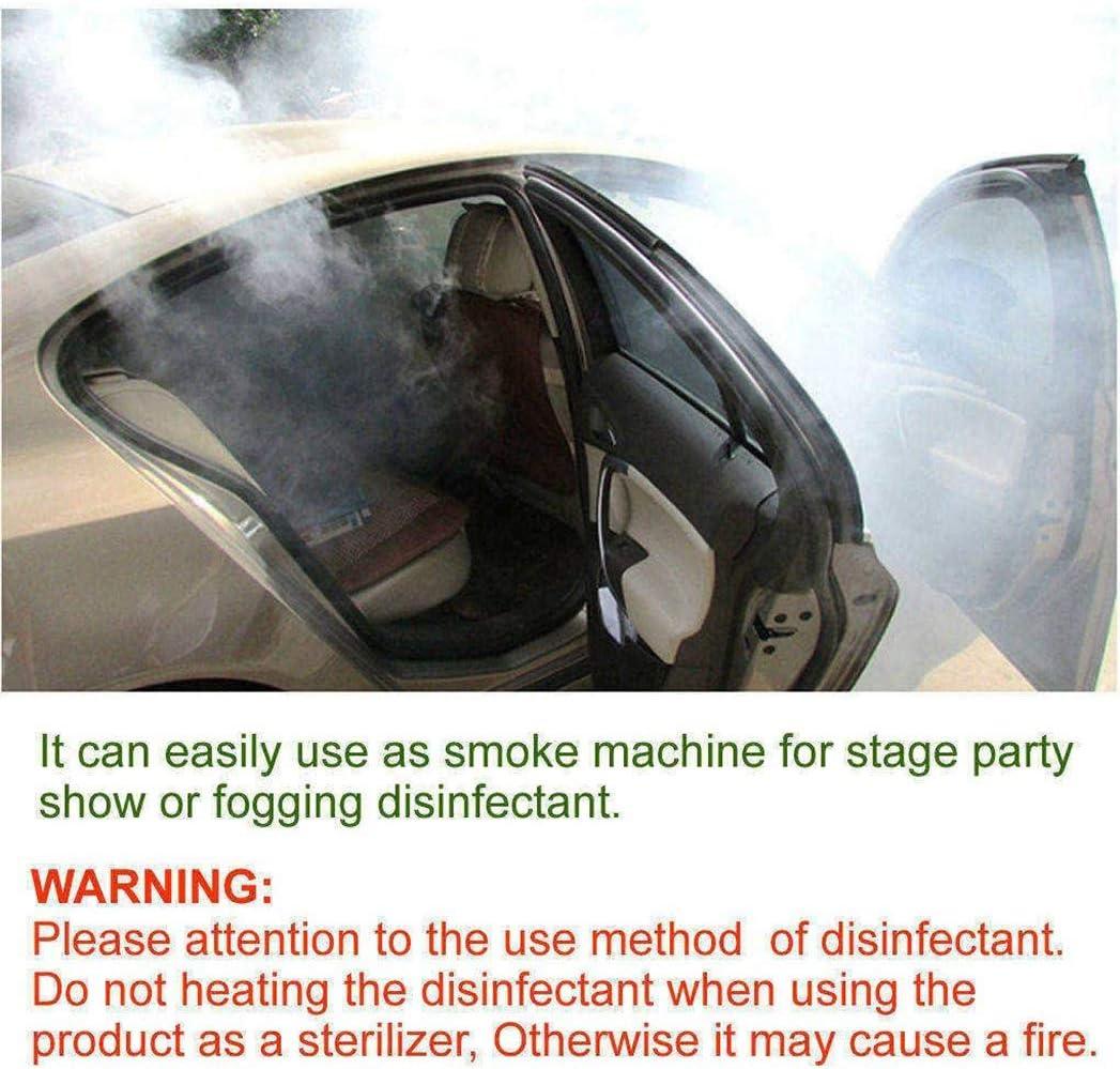 Wpfc Desinfektion Sprayer Air Car Atomizer Low Fog Nebelmaschine Für Auto Innen Sterilisieren Gebrauch Anti Virus Sterilisation Sport Freizeit