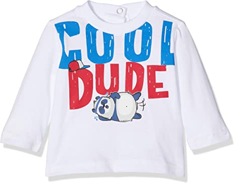 Chicco T-Shirt Bimbo A Manica Lunga Camiseta de Tirantes para Beb/és