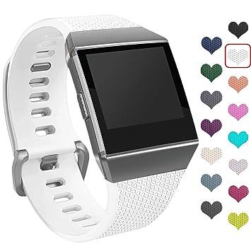 Fitbit Ionic Smartwatch Fitness correa, mtsugar nueva ...