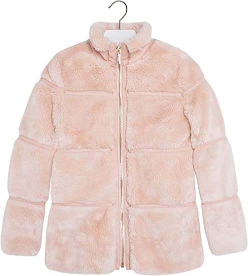 Women Ladies New Dusty Pink Smart Like Wool Coat Sizes 8-18
