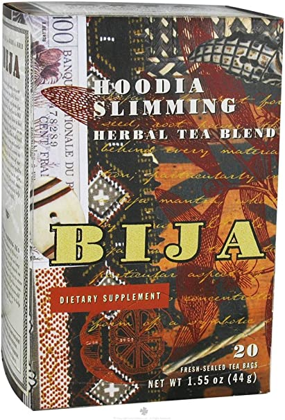 Amazon Com Flora Bija Hoodia Slimming Tea 20 Teabags Health