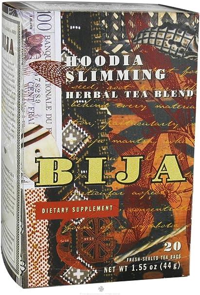 Amazon Com Flora Bija Hoodia Slimming Tea 20 Teabags Health