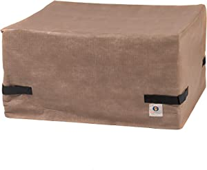 Duck Covers Elite Water-Resistant 32 Inch Square Fire Pit Cover