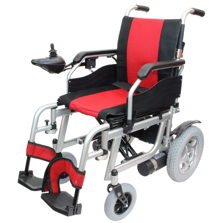 ケアテックジャパン 電動車椅子 ハピネスムーブ CE20-HSU-12 (ツートンレッド) B07718YTKQ ツートンレッド ツートンレッド