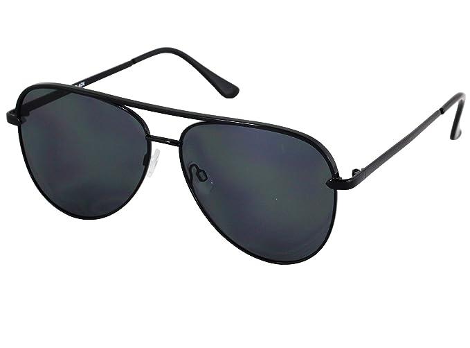 Amazon.com: Flawless - Gafas de sol grandes con lentes ...