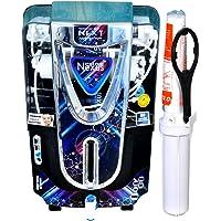 NEXUS PURE JAZZ 2 BLACK ALKALINE 10 L RO + UV + UF + TDS Water Purifier