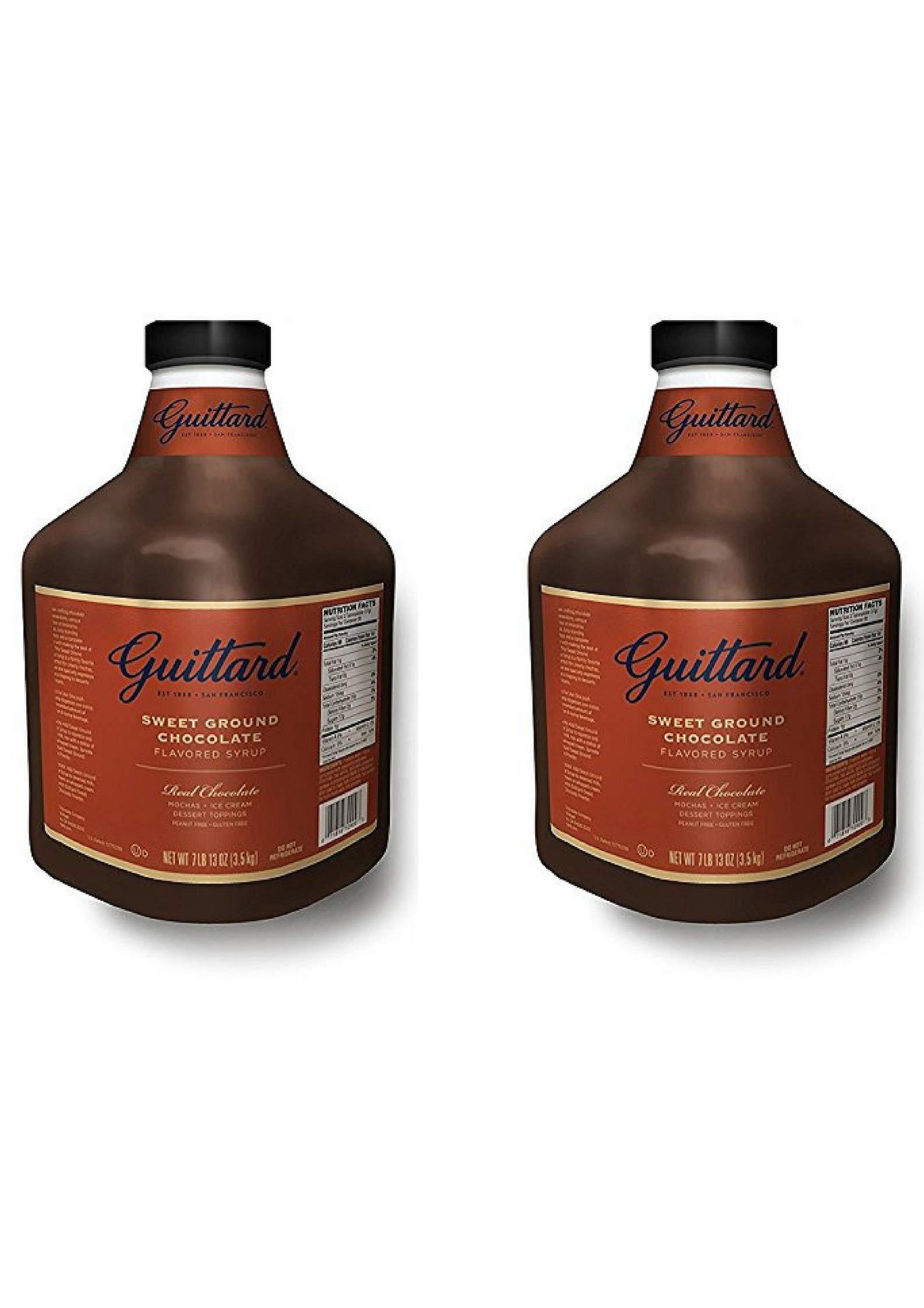 Guittard Chocolate Sauce 125oz (2 Pack)