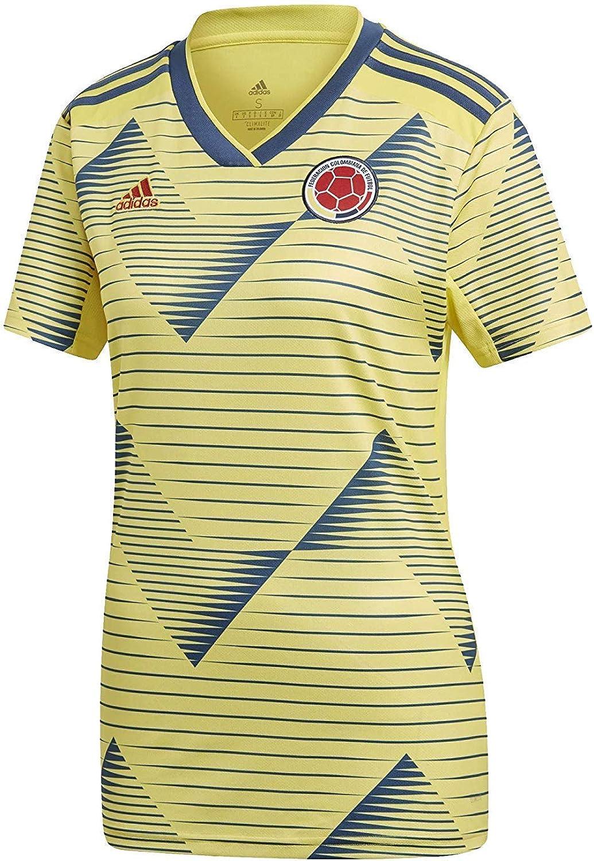 adidas Soccer Colombia Home Jersey para mujer: Amazon.es: Ropa y accesorios