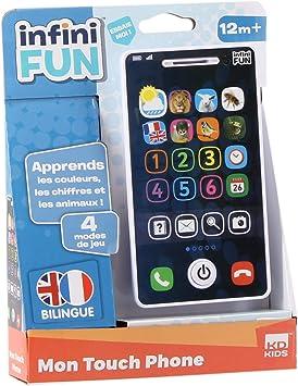 Amazon.es: Les Tech Too S12550 - Smartphone de juguete (holandés)