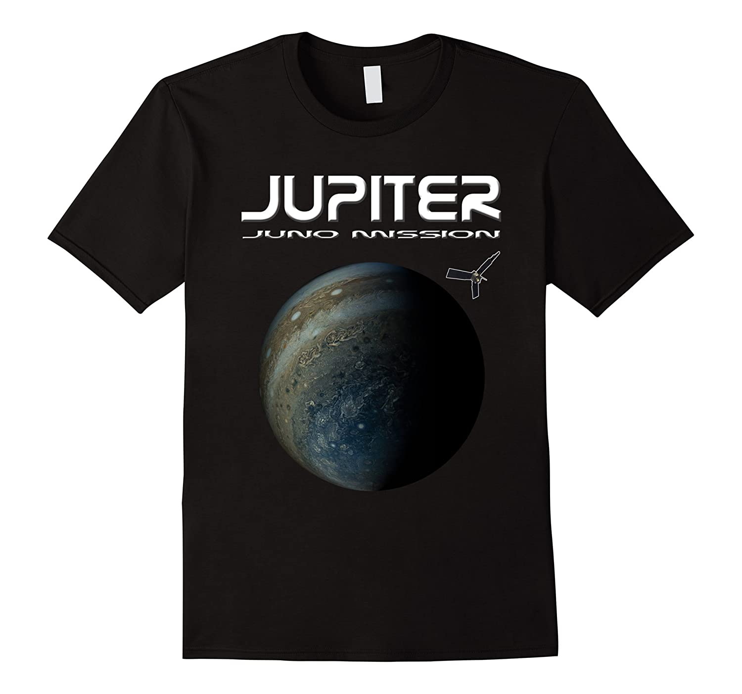Jupiter Juno Mission T-Shirt-TH