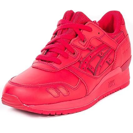 nouveau style 67928 c47dd Asics Gel-Lyte III Sneaker Rouge H63QK 2323