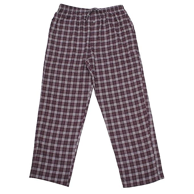 c7faf6e6d696 BIG   TALL The Foundry Supply Co. Mens Fall   Winter Plaid Pajama Pants XL