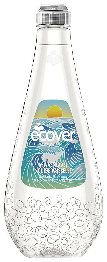Ecover líquido - Vajilla de océano plástico 500 ml - 3: Amazon.es ...
