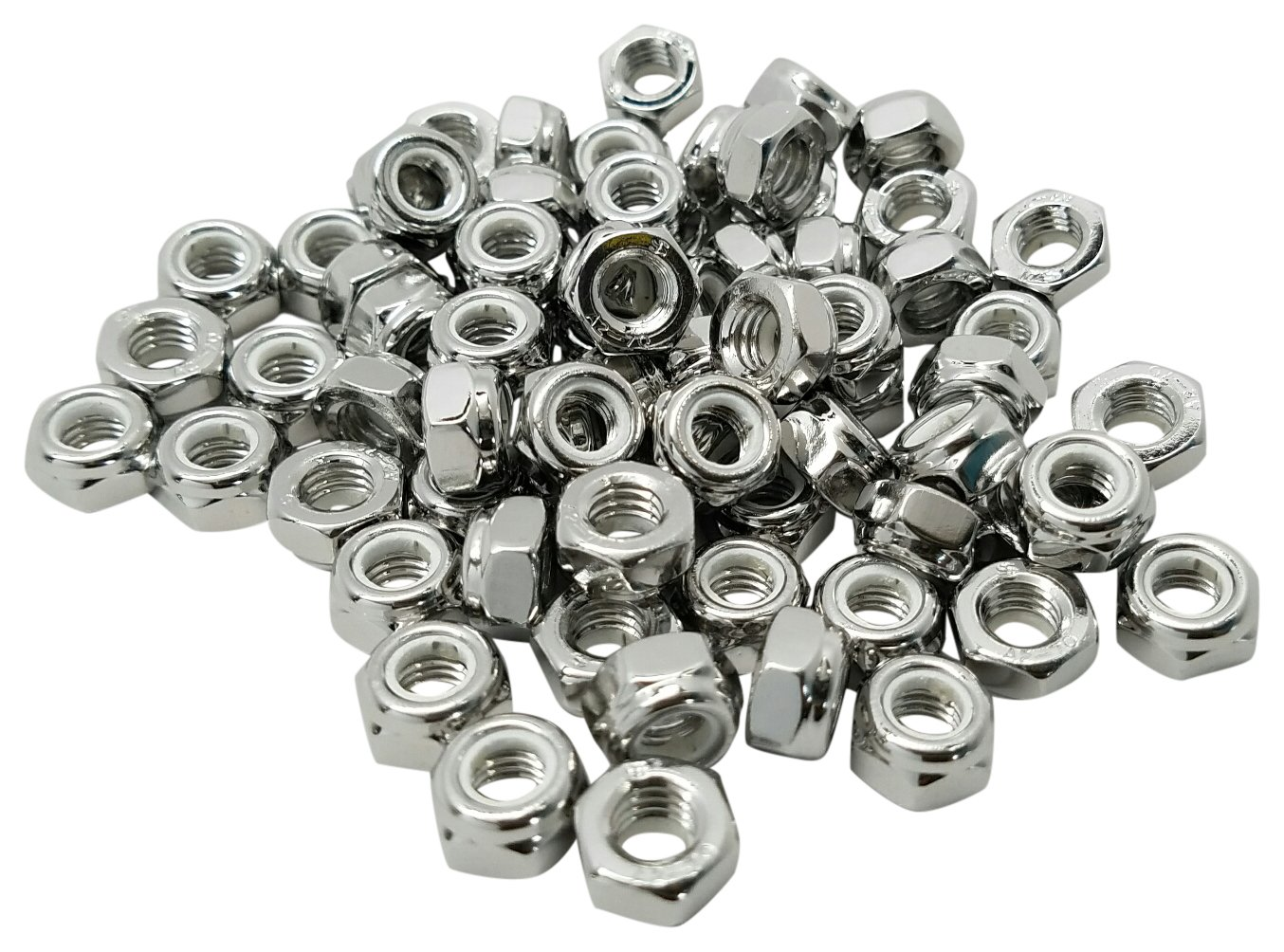 FOREVERBOLT FB3CP5811 Coupling HEX NUT PK 1 NL-19 Finish 316 Stainless Steel 5//8-11