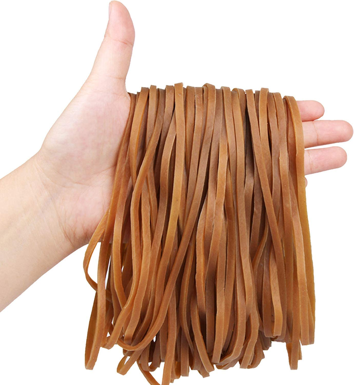 Large Strong Heavy Duty Elastic Rubber Bands pack of 25 Bands