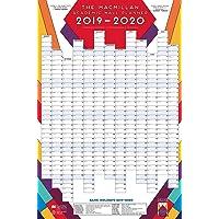 The Macmillan Academic Wall Planner 2019-20