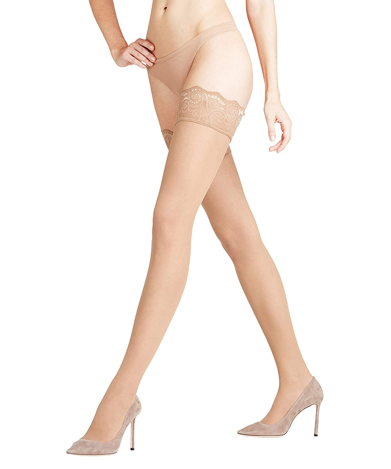 36864474d FALKE Women Matt Deluxe 20 denier hold-ups - 1 pair