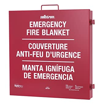 Sellstrom 97457 Fiberglass High Temperature Resistant Emergency ...