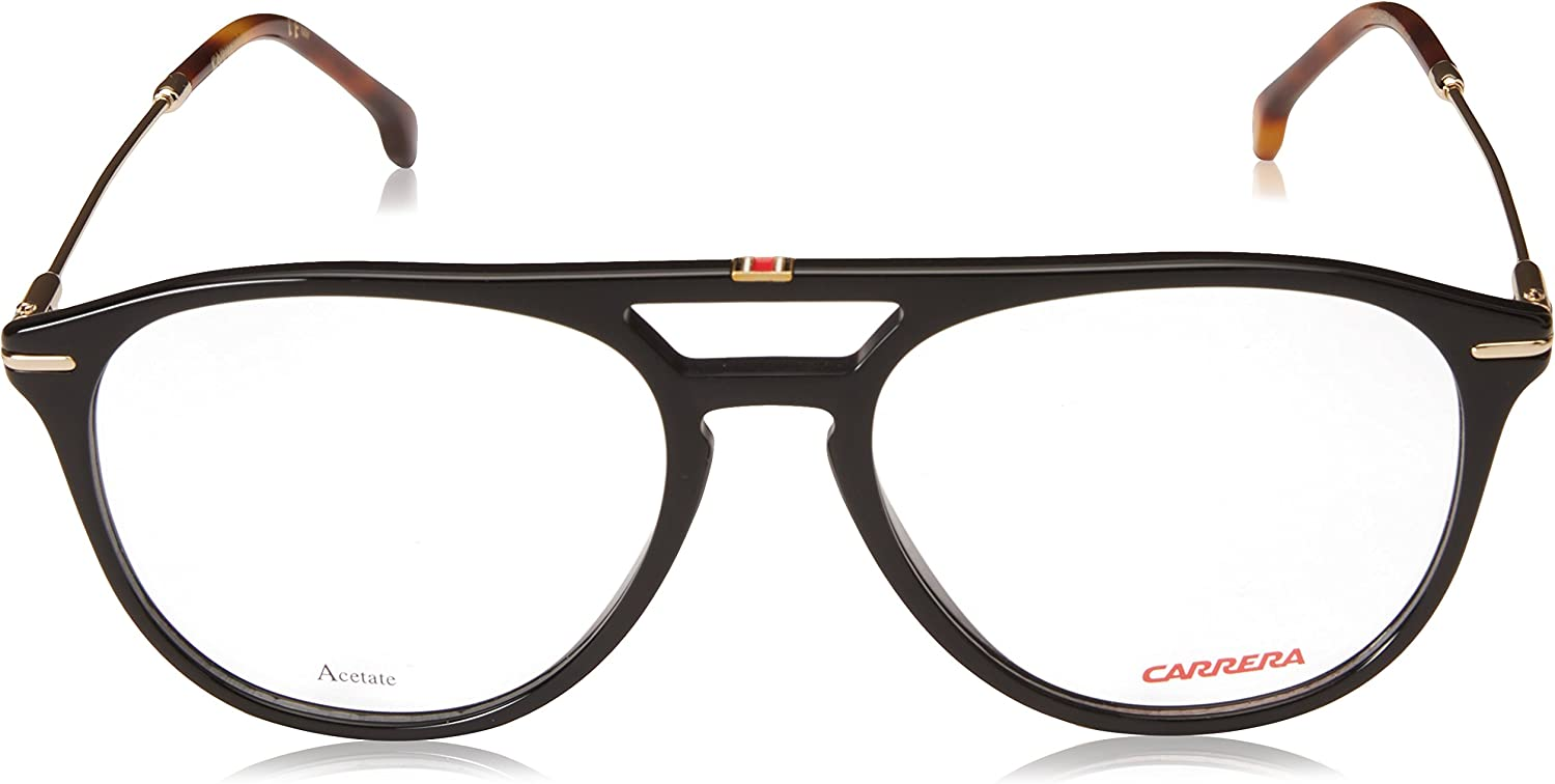 SunglassUP Classic Vintage Clear Demo Glass Lens Rxable Metal Frame Glasses for Men and Women