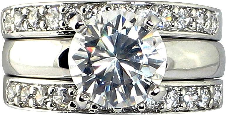 Bridal Ring Bling J51 product image 2