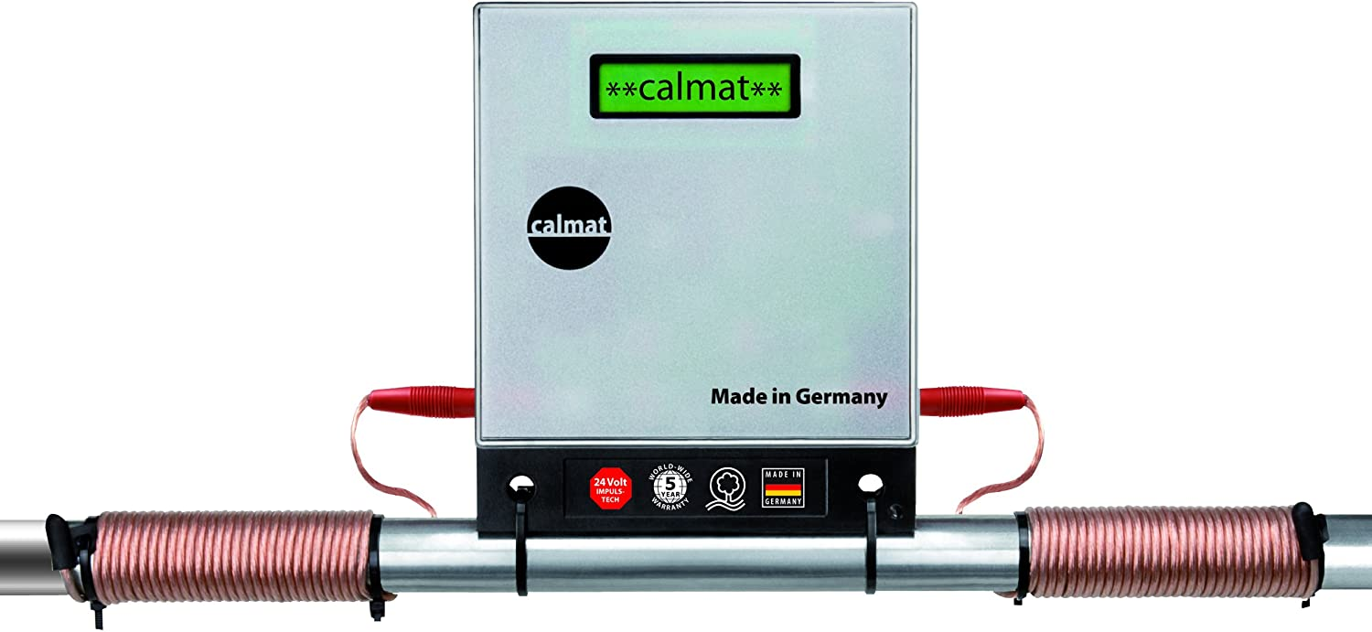 Calmat 1-6004-000USA Electric Water Descaler