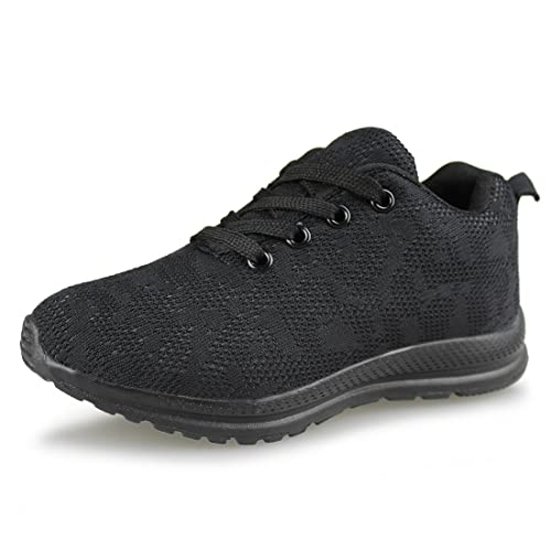 Hawkwell Casual Breathable Lace-up Running Sneaker