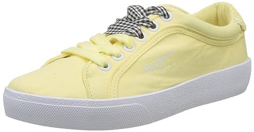 Pepe Jeans Rene Skate, Zapatillas Mujer: Amazon.es: Zapatos y complementos