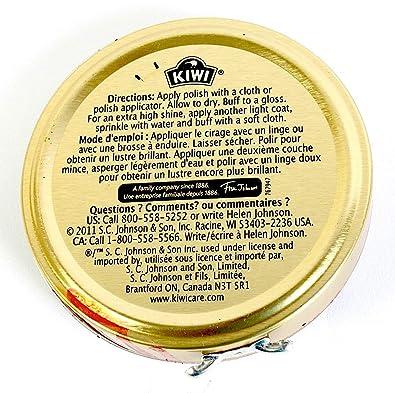 204deb32b7e90 Kiwi Shoe Polish Paste