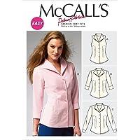 McCalls M6750 - Patrón de Costura para Confeccionar