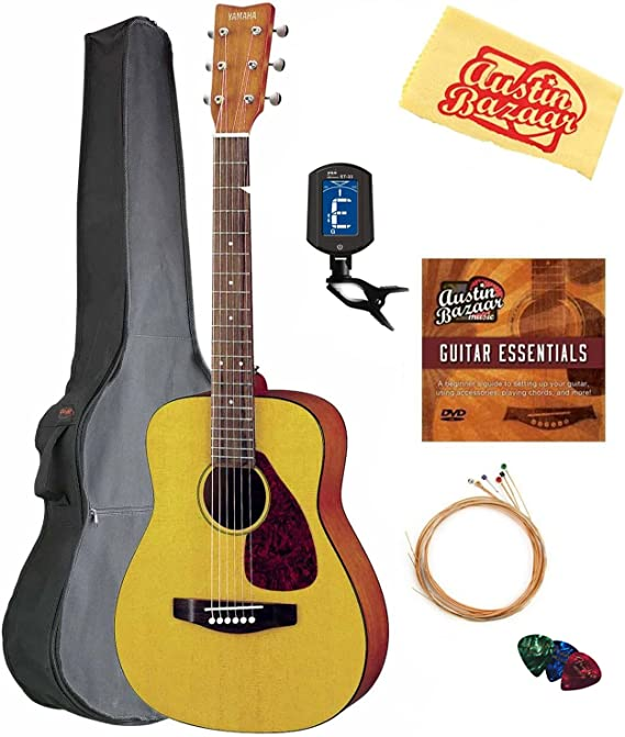 Yamaha JR1 3/4-Scale Acoustic Guitar Bundle with Gig Bag
