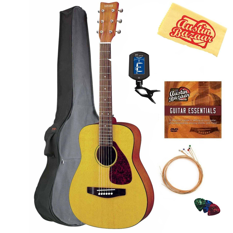 Lote de guitarra acústica Yamaha JR: Amazon.es: Instrumentos musicales