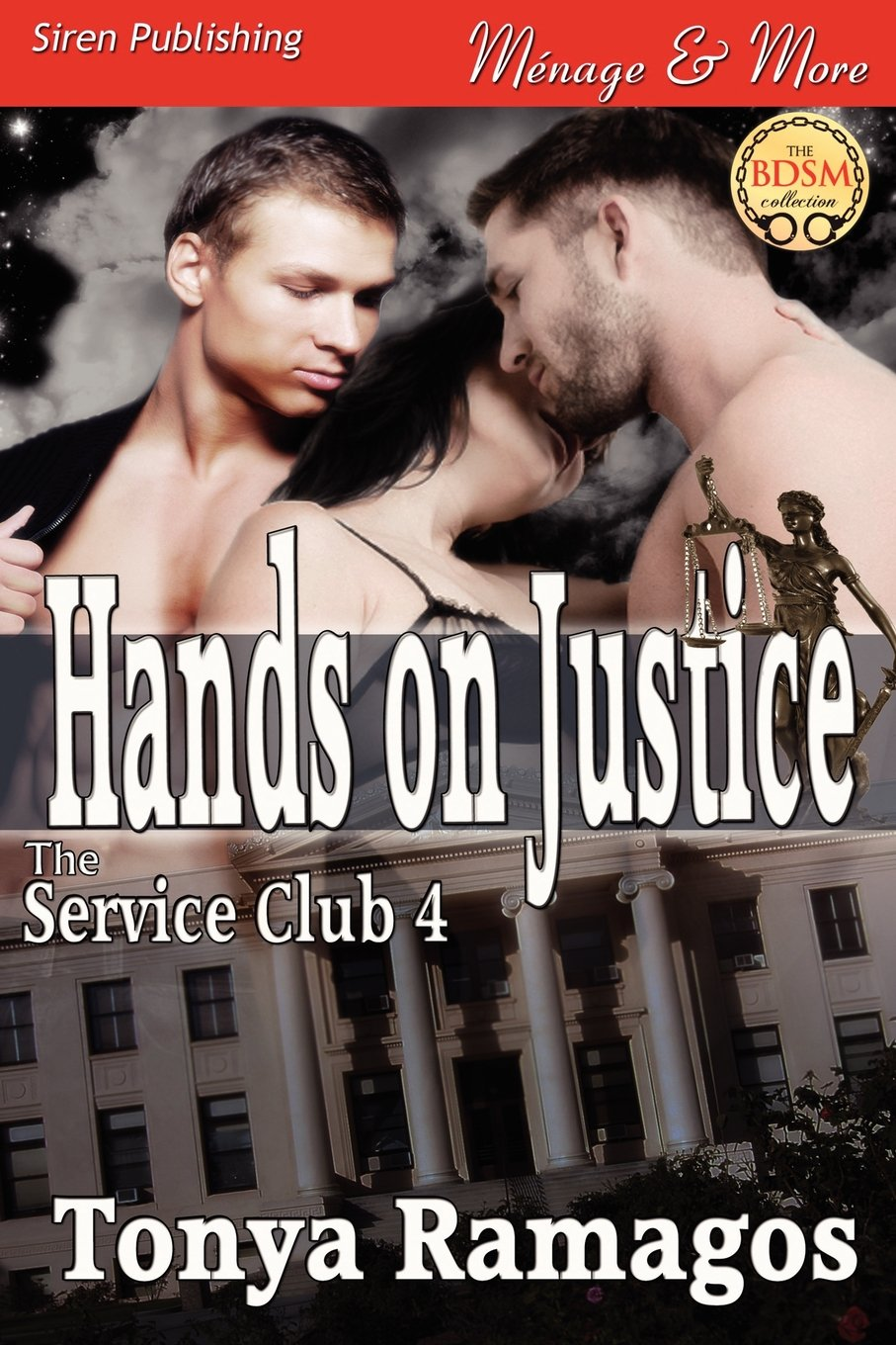 Download Hands on Justice [The Service Club 4] (Siren Publishing Menage and More) (Service Club, Siren Publishing Menage and More) PDF