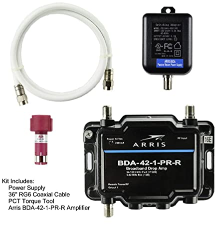 Review Arris 1-Port Bi-Directional Cable