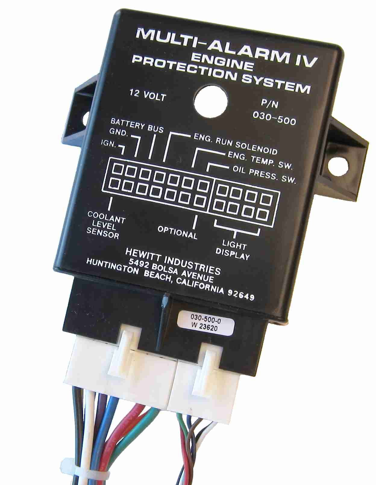 Hewitt 191TM5015 Universal Multi Alarm Kit