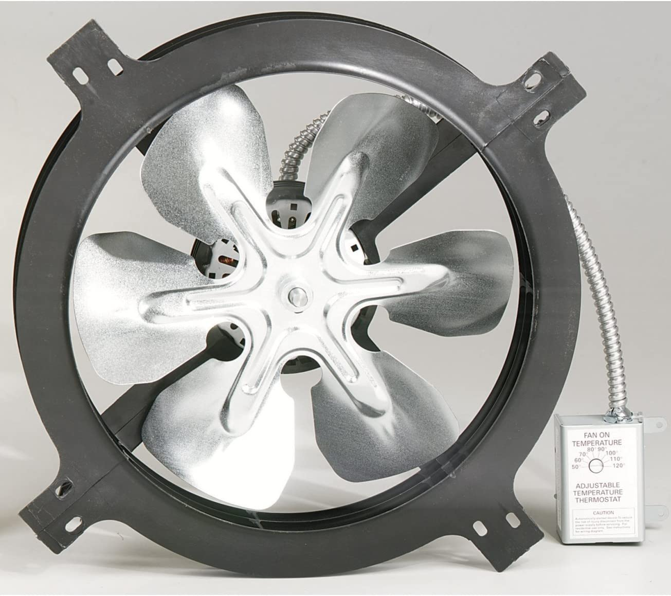 Replacement Motor Whole House Fan Direct Drive 24 Inches Ventilation Accessories