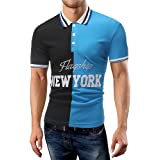 8f15be1d5131 Poloshirt Herren T Shirt Top Sommer Kurzarm Polohemd Slim Fit Polo Shirts  Regular Fit Shirt Basic